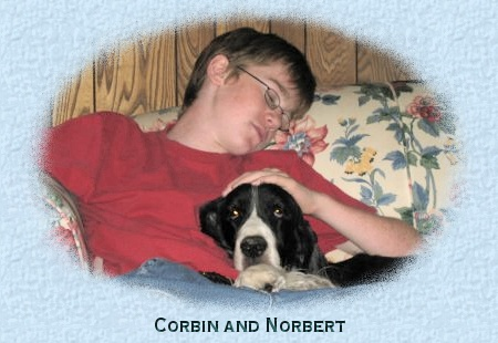 Corbin and Norbert